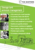 Storage tank emission management