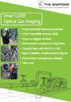 Smart LDAR Optical Gas Imaging