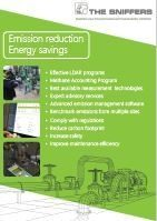 Emission reduction Energy savings