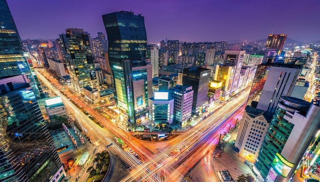Gangnam city