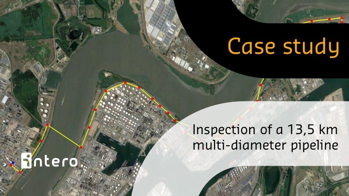 Intelligent Pigging of 13.5 km Multi-diameter Pipeline