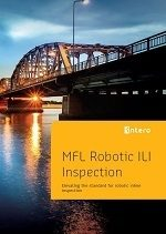 Unpiggable MFL Robotic inline inspection
