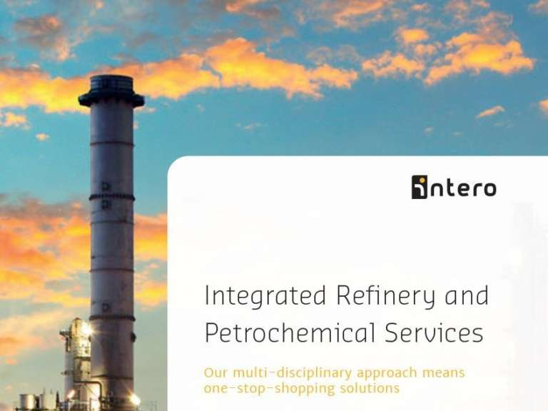 Market brochure - Integrated Refinery and Petrochemical Services