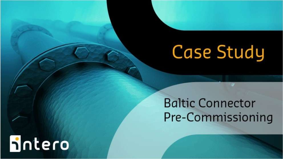 Baltic Connector – Pre-Commissioning